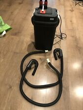 Fluval 406 External Canister 400 L Aquarium Filter with Hoses.
