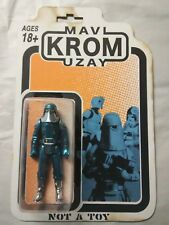 STAR WARS MAVI UZAY IMPERIAL STORMTROOPER *RYCA* KILLER BOOTLEG DKE NYCC SDCC