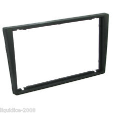 CT24VX35 CHEVROLET CELTA 2002 to 2010 BLACK DOUBLE DIN FASCIA WITHOUT CREASE