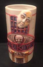 Jekyll Hyde Tiki Mug Mask Skull Eyeball DW 510