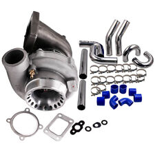 """GT35 GT3582 Turbo for nissan R32 R33 R34 RB25 + 3"""" 76mm Intercooler Piping Kits"""