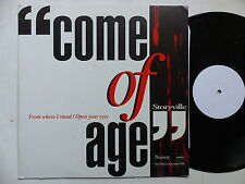 """MAXI 12"""" STORYVILLE Come of age From where i stand Acoustic live NURSERY 12NYS7"""