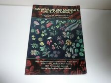 MALAKMALAK & MATNGALA PLANTS & ANIMALS ABORIGINAL FLORA & FAUNA DALY RIVER AREA
