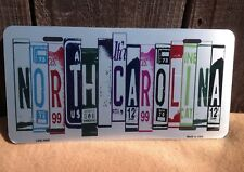 North Carolina License Plate Art Wholesale Novelty Bar Wall Decor