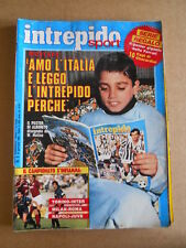 INTREPIDO n°5 1984 Roberto Mancini Paolo Rossi   [G493]
