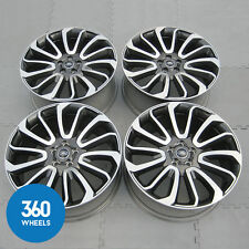 "Nouveau Authentique Range Rover Vogue Sport 22"" Split Spoke style 7 roue en alliage LR039141"