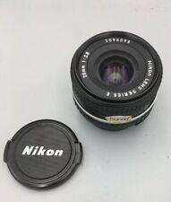 Nikon Series E 28mm F2.8 Ai-S Lens