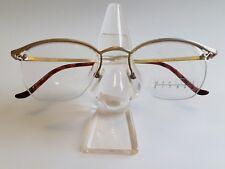 MARTINE SITBON Occhiali Lunettes Gafas Art Vintage Brille Luxury Eyeglasses 6521