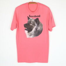 Vintage 1990 Keeshond Shirt