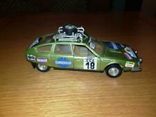 Vintage Polistil S685 Citroen CX 2200 Rallye du Maroc Good Condition 1:24 Scale