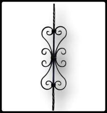 Paletto paletti in ferro battuto colonne colonnine stecche per ringhiere balcone