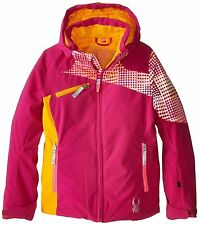 Spyder Girls Ski Snowboarding Project Jacket, Size 16 (Girl's), NWT