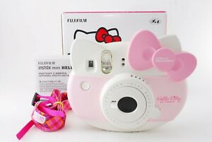 Fujifilm Instax Mini HELLO KITTY Instant Film Camera from JAPAN Excellent+++++
