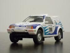 1:43 Lada Samara T3 - 1995 Master Rally - #03 DeAgostini Autolegends Special