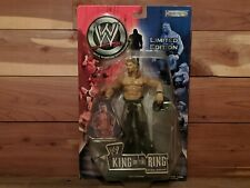 WWE King of The Ring Chris Jericho WWF Jakks Pacific Action Figure