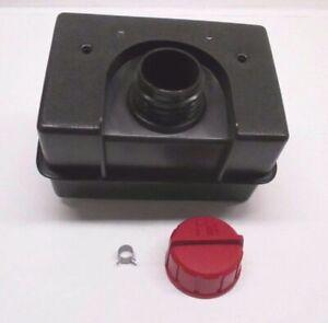 Genuine Tecumseh 35584 Fuel Gas Tank 1/2 Gallon Replaces 34711 OEM