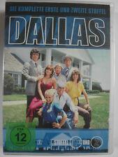 Dallas - Staffel 1 + 2 - Patrick Duffy, Larry Hagman, Charlene Tilton, Sex Macht