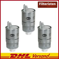 3X SCT Kraftstofffilter ST6110 für CITROEN Jumper III Relay III 3.0 HDi FAP 180