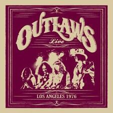 The Outlaws - Los Angeles 1976 (NEW CD)