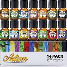 Artizen Aromaterapia Top 14 conjunto de aceite esencial (100% Pure & Natural) terapéutico