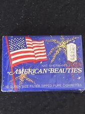 Pacchetto Di Sigarette Da Collezione American Beauties
