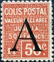 FRANCE COLIS POSTAUX N° 84 NEUF*