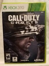 Brand New In Package ~ Call of Duty: Ghosts (Microsoft Xbox 360, 2013)