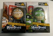 The Hangrees Harry Plopped and Mutant Turds Bundle Pack Potter Turtles IN HAND