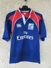Maillot rugby arbitre IRB referee CANTERBURY shirt S