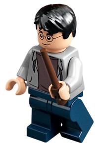 LEGO Harry Potter 75980 - Harry Potter GENUINE Minifigure Figure!
