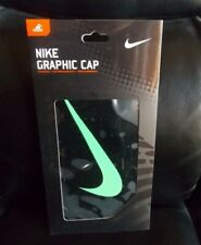 Nike Swim Cap One Nike Graphic Training Cap One Size Fits Most **NEW**