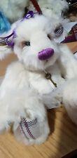 Handmade ballarina winter bear