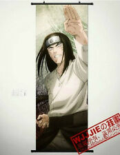 Home Decor Japanese Poster Wall Scroll Naruto shippuden NEJI Cosplay Art Anime
