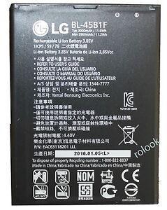 LG Original BL-45b1f battery for LG V10
