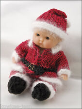 Itty Bitty Babies, baby DOLL CLOTHES TO KNIT with cotton thread ~ LAST ONE