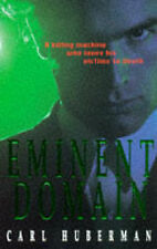 Eminent Domain, Huberman, Carl, 0330347187, Very Good Book