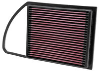K&N AIR FILTER FOR CITROEN DS3 1.6 eHDi