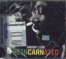 SNOOP LION REINCARNATED + 4 BONUS TRACKS DELUXE EDITION CD NEW 2013 SNOOP DOGG