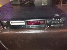 Sony Mds-501 Mini Disc Recorder Player Deck