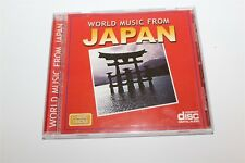 World Music From Japan CD Classic Tracks