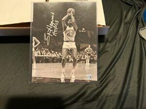 Spencer Haywood New York Knicks 8x10 Signed Photo Fanatics Authentication