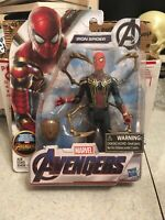 "Hasbro Marvel Avengers 4 Endgame 6"" inch Iron Spider, Spider-man Action Figure"