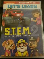 Let's Learn: S.T.E.M. 2 DVD