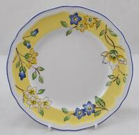 Villeroy & and Boch TOSCANA FLOWERS salad / dessert plate 21cm - New NWL