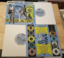 """RARE 10"""" BABY DEE, IKE PERRY MELVIN DAVIS MCKINLEY MITCHELL LESTER YOUNG ......"""