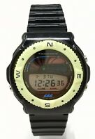 Orologio Casio suf-100 surfing timer watch vintage clock digital montre casio