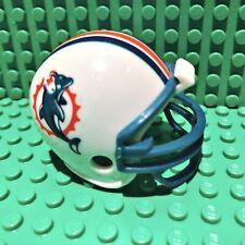 "Miami Dolphins Riddell Pocket Pros 2"" Mini Football Helmet NFL Collectible 2012"