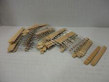 300x Pcs Carbon Film 1/6W 5% Resistor Assortment Pack Kit Lot 30 Value 10 Piece