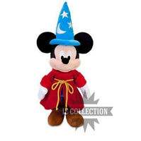 TOPOLINO APPRENDISTA STREGONE PELUCHE PUPAZZO MAGO WIZARD Mickey Mouse Magician