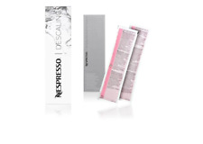 Nespresso Machines Descaling kit for all models - Contains 2 Pack per kit